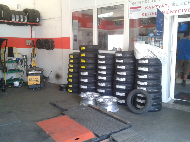 Euro Tyre Kft