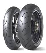 Dunlop QUALIFIER 2 190/55R17 75 W REAR supersport TL DOT4312